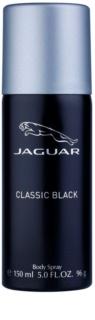 Jaguar Classic Black deodorant Spray para homens 150 ml