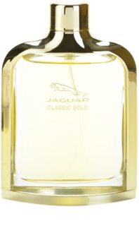 Jaguar Classic Gold Eau de Toillete για άνδρες 100 μλ