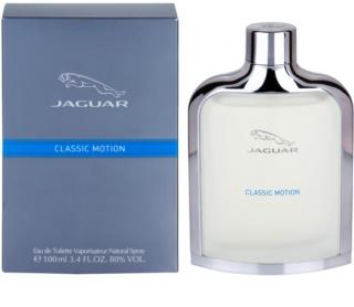 Jaguar Classic Motion toaletna voda za moške 100 ml