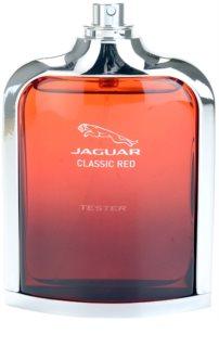 Jaguar Classic Red eau de toilette teszter férfiaknak 100 ml