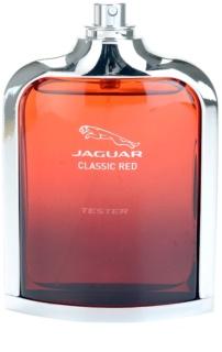 Jaguar Classic Red тоалетна вода тестер за мъже 100 мл.
