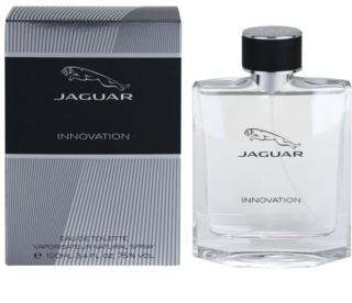 Jaguar Innovation Eau de Toilette para homens 100 ml