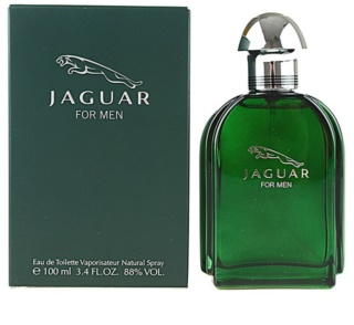 Jaguar Jaguar for Men Eau de Toilette voor Mannen 100 ml