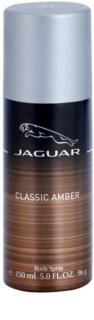 Jaguar Classic Amber deodorant Spray para homens 150 ml