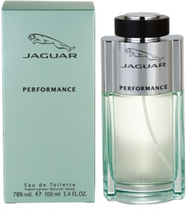 Jaguar Performance Eau de Toilette para homens 100 ml