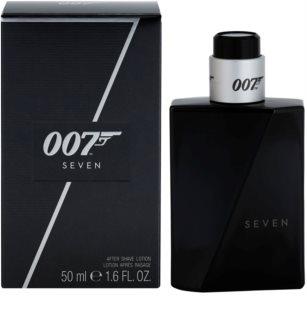 James Bond 007 Seven voda po holení pre mužov 50 ml