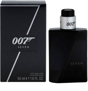 James Bond 007 Seven after shave para homens 50 ml