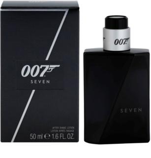 James Bond 007 Seven after shave pentru barbati 50 ml