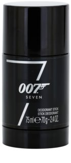 James Bond 007 Seven Deodorant Stick voor Mannen 75 ml