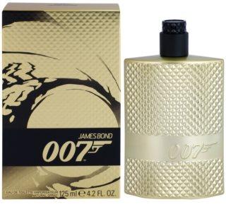 James Bond 007 Gold Edition туалетна вода для чоловіків 125 мл
