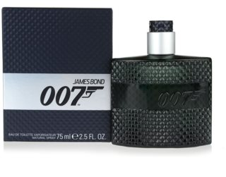 James Bond 007 James Bond 007 Eau de Toilette para homens 75 ml