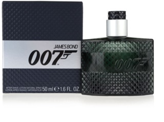 James Bond 007 James Bond 007 Aftershave lotion  voor Mannen 50 ml