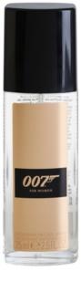 James Bond 007 James Bond 007 for Women deodorant s rozprašovačem pro ženy 75 ml