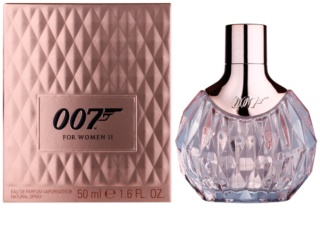 James Bond 007 James Bond 007 For Women II Eau de Parfum voor Vrouwen  50 ml