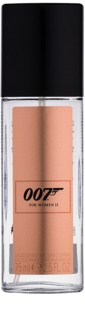 James Bond 007 James Bond 007 For Women II desodorizante vaporizador para mulheres 75 ml