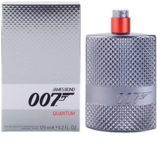 James Bond 007 Quantum туалетна вода для чоловіків 125 мл