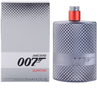 James Bond 007 Quantum Eau de Toilette for Men 125 ml