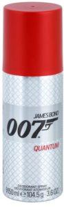 James Bond 007 Quantum дезодорант-спрей для чоловіків 150 мл