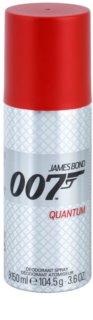 James Bond 007 Quantum Deo Spray voor Mannen 150 ml
