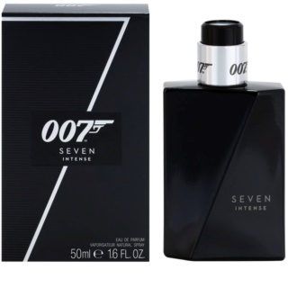 James Bond 007 Seven Intense Eau de Parfum voor Mannen 50 ml