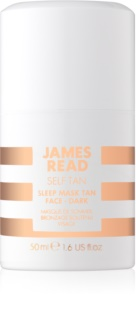 James Read Self Tan mascarilla autobronceadora de noche para rostro