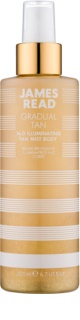 James Read Gradual Tan H2O Illuminating bruma autobronceadoa para el cuerpo