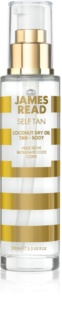 James Read Self Tan Self-Tanning Dry Oil