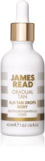 James Read Gradual Tan picaturi pentru bronzare pentru corp