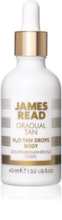 James Read Gradual Tan Self-Tanning Drops for Body