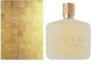 Jay Z Gold lozione after-shave per uomo 90 ml
