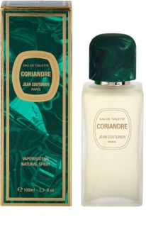 Jean Couturier Coriandre Eau de Toilette for Women 100 ml