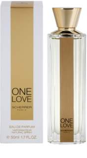 Jean-Louis Scherrer One Love eau de parfum da donna 50 ml