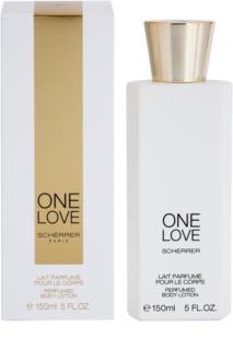 Jean-Louis Scherrer  One Love leche corporal para mujer 150 ml
