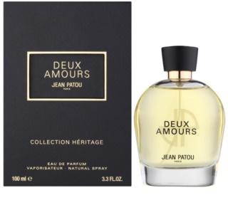 Jean Patou Deux Amours Eau de Parfum voor Vrouwen  100 ml