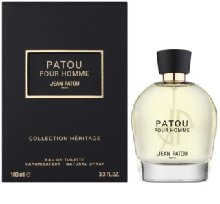 Jean Patou Patou pour Homme Eau de Toilette for Men 100 ml