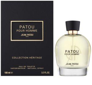Jean Patou Patou pour Homme туалетна вода для чоловіків 100 мл