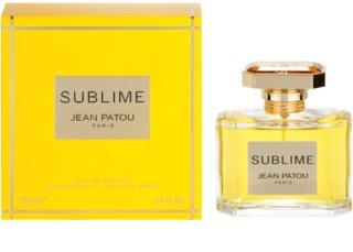 Jean Patou Sublime Eau de Parfum voor Vrouwen  75 ml