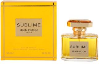 Jean Patou Sublime eau de parfum pour femme 50 ml