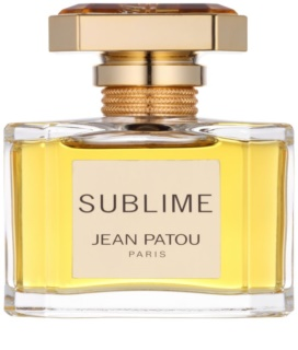 Jean Patou Sublime Eau de Toilette für Damen 50 ml