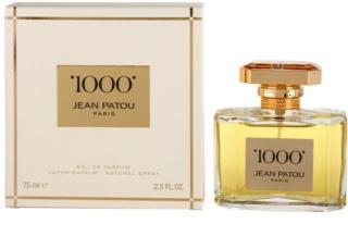 Jean Patou 1000 parfumska voda za ženske 75 ml