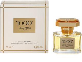 Jean Patou 1000 eau de toilette pour femme 30 ml