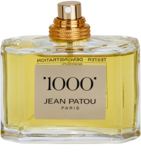 Jean Patou 1000 eau de parfum teszter nőknek 75 ml