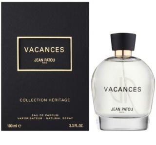 Jean Patou Vacances Eau de Parfum für Damen 100 ml