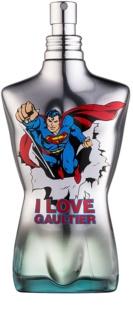 Jean Paul Gaultier Le Male Eau Fraîche  Superman Eau de Toilette para homens 125 ml