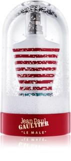 Jean Paul Gaultier Le Male Christmas Collector Edition 2017 toaletna voda za moške 125 ml limitirana edicija