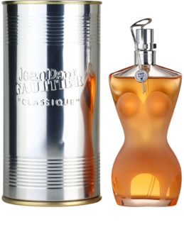 Jean Paul Gaultier Classique Eau de Toilette for Women 100 ml