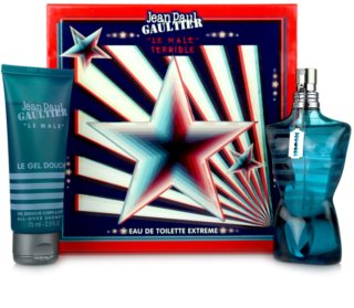 Jean Paul Gaultier Le Male Terrible lote de regalo I.