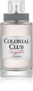 Jeanne Arthes Colonial Club Signature toaletna voda za muškarce 100 ml