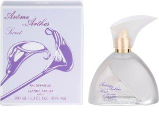 Jeanne Arthes Arome Secret Eau de Parfum para mulheres 100 ml