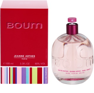Jeanne Arthes Boum Eau de Parfum para mulheres 100 ml